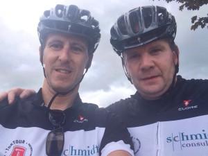 Schmidt Consulting Team - Severin Rupp und Serge Lutz